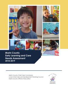 Cover_Marin_County_2018-2019_ELC_NeedsAssessment_Final